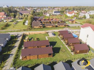 Projekty domków drewnianych